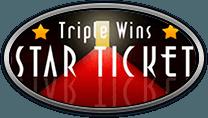 Triple Wins Star Ticket