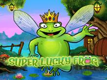 Супер Счастливая Лягушка: ставки принесут выигрыш