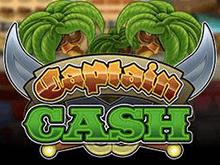 Играйте в новый автомат Captain Cash от Microgaming на сайте онлайн