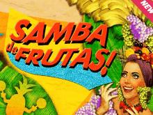 Играть в лучший автомат Samba De Frutas от IGT Slots